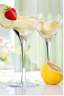 Champagne Tini Cocktail Recipe