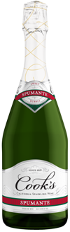 Cook's Spumante California Champagne