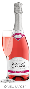 Cook's Sweet Rose California Champagne