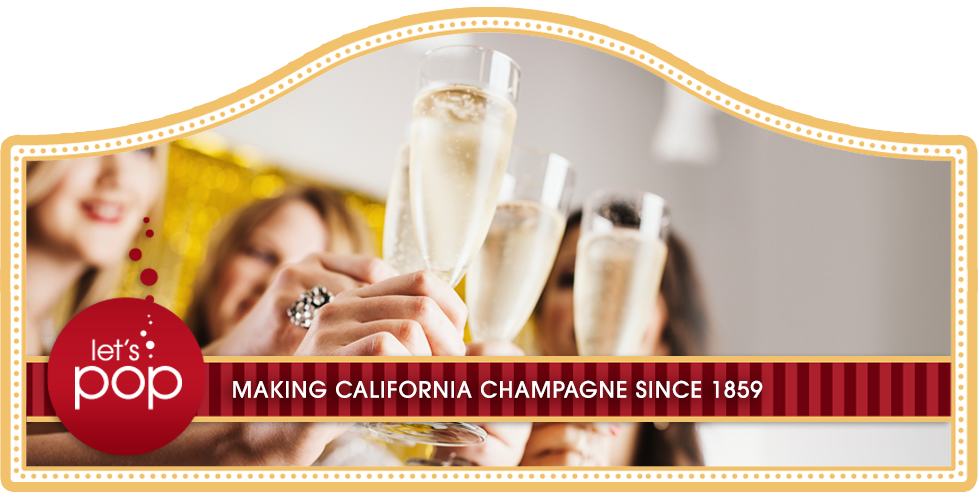 Cook's California Champagne
